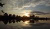 """Закат на озере"""" (под д.Ясютевичи)"""